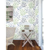 This item: Waters Edge Green Blue Marine Garden Pre Pasted Wallpaper