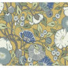This item: Conservatory Yellow Vincent Poppies Wallpaper