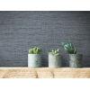 This item: Simply Farmhouse Navy Silk Linen Weave Wallpaper