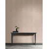 This item: Ronald Redding Handcrafted Naturals Pink Heritage Damask Wallpaper