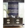 This item: Ronald Redding 24 Karat Navy Horizontal Dry Brush Wallpaper