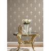 This item: Ronald Redding 24 Karat Glint and Cream Fleur De Lis Wallpaper