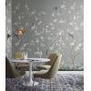 This item: Mural Resource Library Gray Lingering Garden Wallpaper