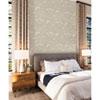 This item: Candice Olson Botanical Dreams Tan Enchanted Wallpaper