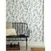 This item: Magnolia Home Teal Branch Peel and Stick Wallpaper