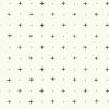 This item: Magnolia Home Black Cross Stitch Peel and Stick Wallpaper