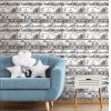 This item: Urban Neutral Peel and Stick Wallpaper