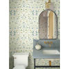 This item: Rifle Paper Co. Blue and Green Wildwood Wallpaper