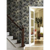 This item: Rifle Paper Co. Black Peacock Wallpaper