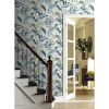 This item: Rifle Paper Co. Blue and White Peacock Wallpaper