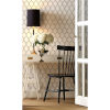 This item: Rifle Paper Co. Gold and White Laurel Wallpaper