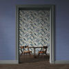This item: Rifle Paper Co. Blue Palette Grasscloth Wallpaper