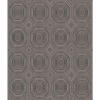 This item: Bees Knees Dark Gray Peel and Stick Wallpaper - SAMPLE SWATCH ONLY