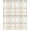 This item: Tweed Plaid Beige Peel And Stick Wallpaper