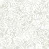 This item: Batik Tropical Leaf Beige Peel And Stick Wallpaper
