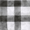 This item: Buffalo Plaid Black Peel And Stick Wallpaper