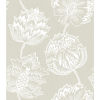 This item: Batik Jacobean Beige And White Peel And Stick Wallpaper – SAMPLE SWATCH ONLY