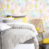 This item: Pink and Blue Prismatic Geo Peel and Stick Wallpaper