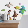 This item: Toy Story 4 Green, Blue, Yellow Peel and Stick wall Decal