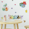 This item: Pokemon Favorite Character Yellow, Red And Blue Peel and Stick wall Decal