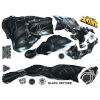This item: Panther Black Peel And Stick Giant Wall Decals