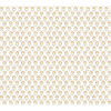 This item: Small Prints Resource Library Peach and Yellow Two-Inch Petite Fleur Wallpaper