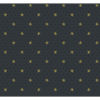 This item: Small Prints Resource Library Black Two-Inch Stella Star Wallpaper