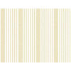 This item: Stripes Resource Library Yellow French Linen Stripe Wallpaper