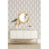 This item: Silhouettes Gray Juniper Tree Wallpaper