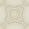 This item: Antonina Vella Natural Opalescence Stone Kaleidoscope Beige Wallpaper