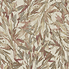 This item: Antonina Vella Natural Opalescence Red and Warm Gray Rainforest Leaves Wallpaper