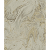 This item: Antonina Vella Natural Opalescence Mink and Gold Oil and Marble Wallpaper