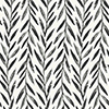 This item: Willow Black Wallpaper