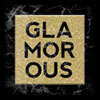 This item: Glamorous Black Marble 10 In. Shadowbox Wall Art