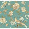 This item: Ashford Toiles Fanciful Removable Wallpaper