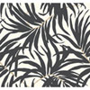 This item: Ashford House Tropics Off-White and Grey Bali Leaves Wallpaper