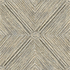 This item: Dimensional Diamond Gray Wallpaper- Sample Swatch Only