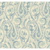 This item: Candice Olson Modern Nature White and Blue Lyrical Wallpaper: Sample Swatch Only