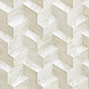 This item: Dimensional Artistry Beige Step To It Wallpaper