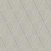 This item: Dimensional Artistry Taupe Conduit Diamond Wallpaper