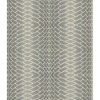 This item: Modern Luxe Frosted Pewter and Frosted Silver Impulse Wallpaper: Sample Swatch Only