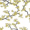 This item: Florence Broadhurst Gold Branches Wallpaper