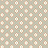 This item: Ashford Geometrics Light Grey and Orange Moroccan Spot Wallpaper: Sample Swatch Only