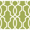 This item: Ashford Geometrics Green and White Hourglass Trellis Wallpaper: Sample Swatch Only
