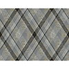 This item: Tailored Gray Plaid Wallpaper