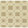 This item: Organic Cork Prints Labyrinth Metallic Wallpaper