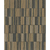 This item: Mixed Materials Black and Gold Wood Veneer Wallpaper - SAMPLE SWATCH ONLY