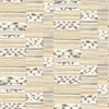 This item: Cloud Nine Makisu Beige and Black Removable Wallpaper-SAMPLE SWATCH ONLY