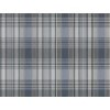 This item: Nautical Living Light Grey and White Bartola Plaid Wallpaper