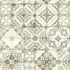 This item: Outdoors In Mediterranean Tile Neutral Wallpaper